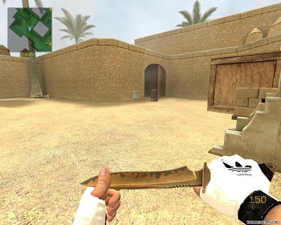 Counter-Strike Source v34 Gold